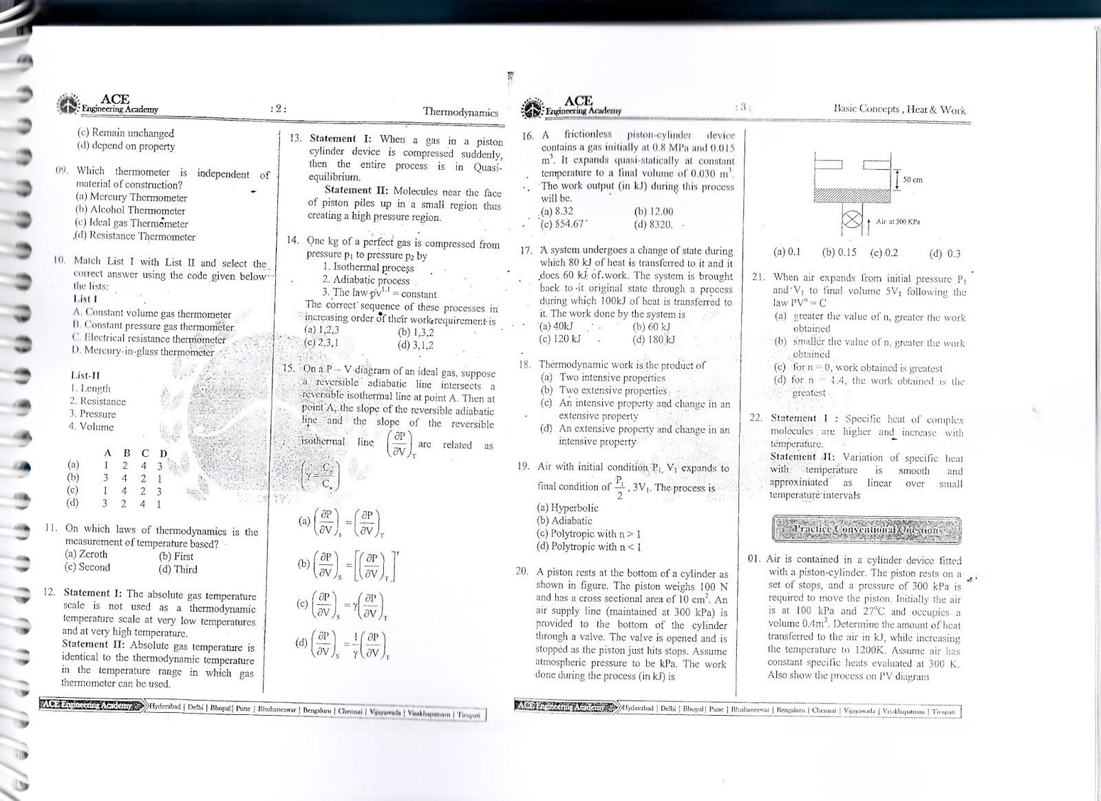 Thermal Engineering 2 Pdf